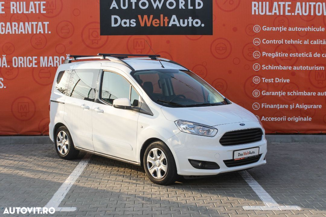 Ford Tourneo - 2