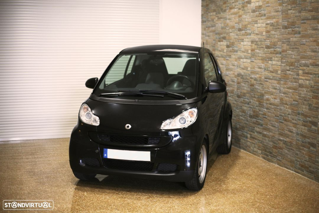 Smart ForTwo 1.0 mhd - 12