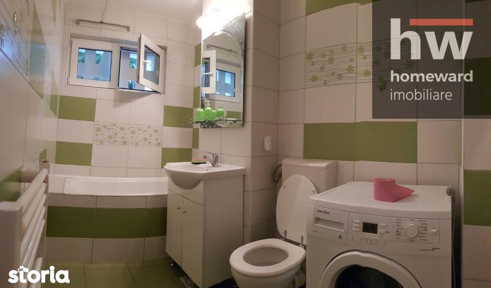 Apartament de inchiriat, Cluj (judet), Strada Borșa - Foto 8
