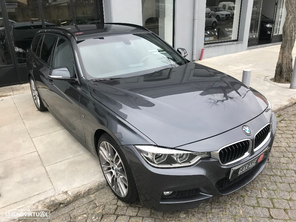 BMW 320 d Touring Pack M - 2