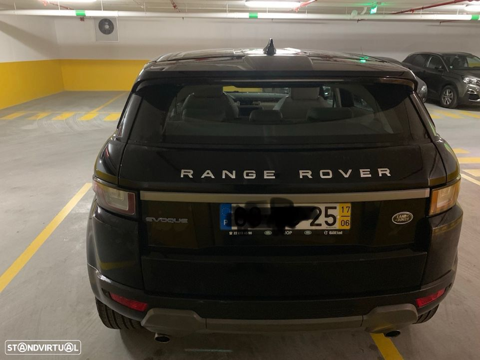 Land Rover Evoque SE - 7