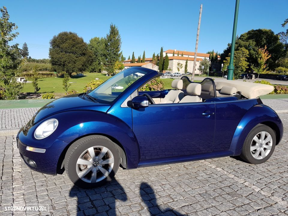 VW New Beetle Cabriolet - 11