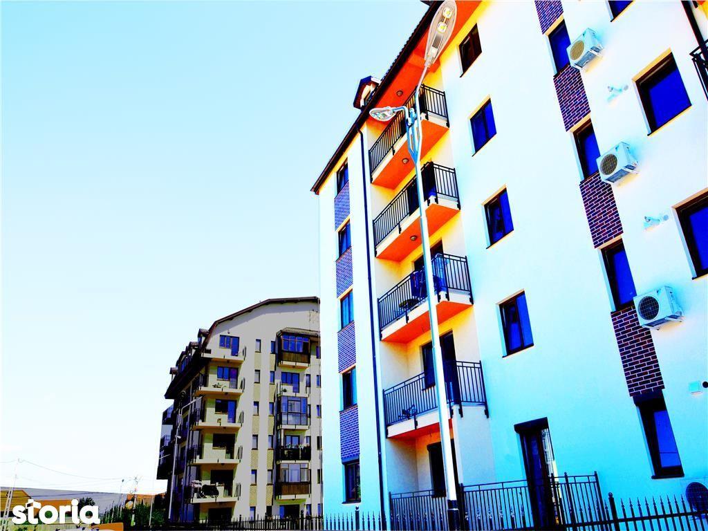 Apartament de vanzare, Iași (judet), Strada Cireși - Foto 1