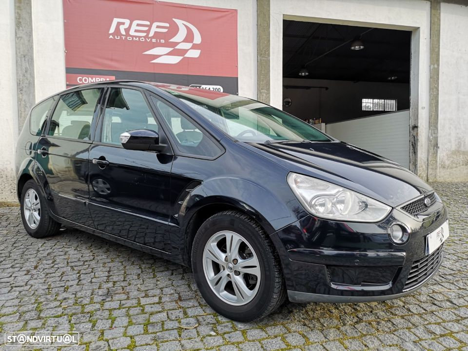Ford S-Max 7 Lugares - 1