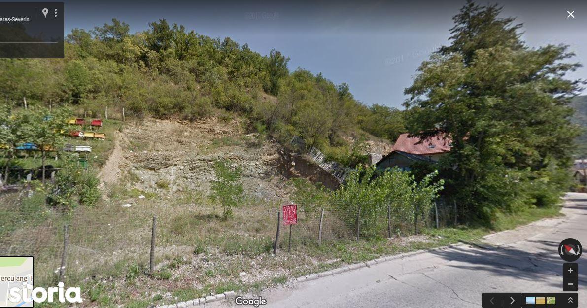 Teren de Vanzare, Caraș-Severin (judet), Strada Vicol - Foto 3