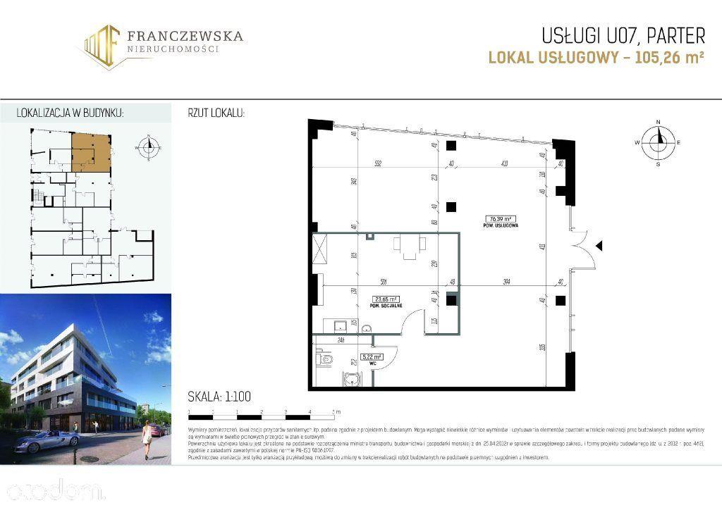 Lokal użytkowy na sprzedaż, Lublin, Centrum - Foto 3