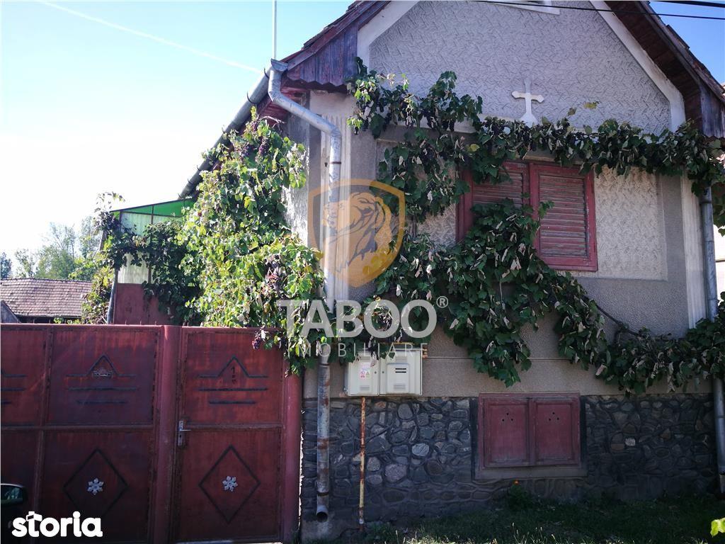 Casa de vanzare, Sibiu (judet), Slimnic - Foto 1