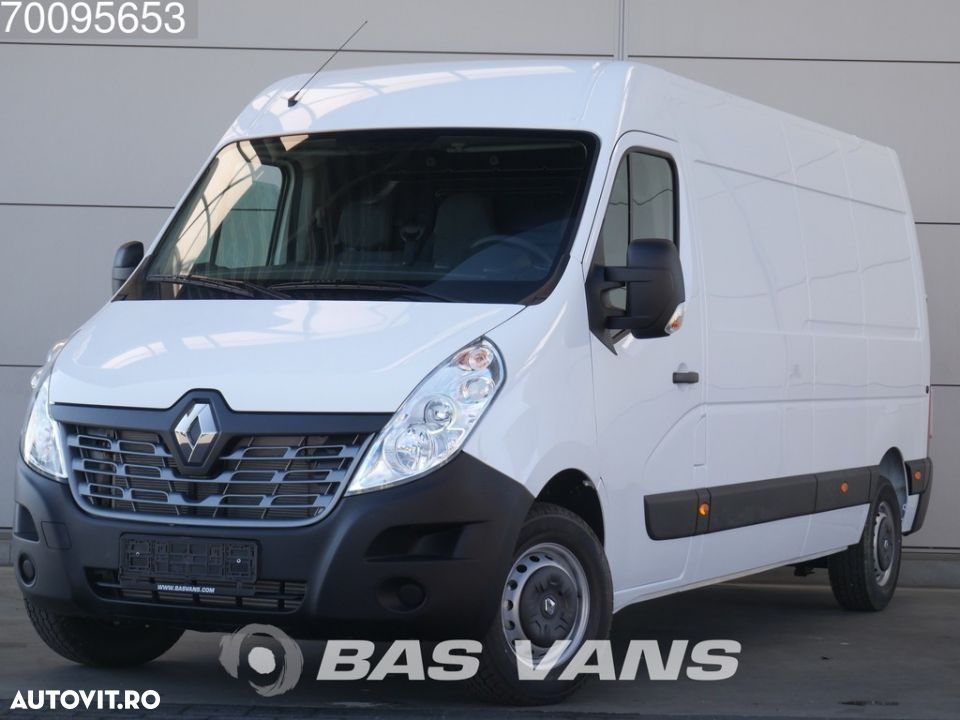 Renault Master DCI 130 3.5T L3H2 12m3 Airco Cruise - 1