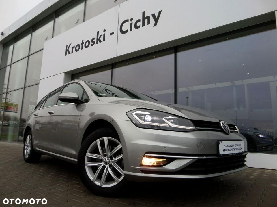 Volkswagen Golf 1.4 125 KM, Salon Polska, Vat 23%, Highline - 1