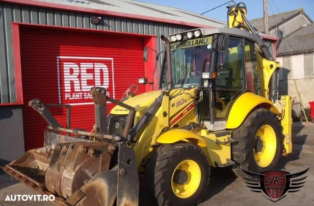 New Holland B110 CTC 6091H 2012 Leasic - 6