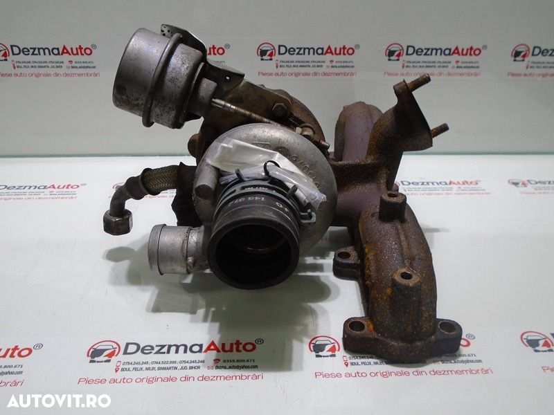 Turbosuflanta , Vw New Beetle (9C1, 1C1) 1.9tdi, ATD - 1