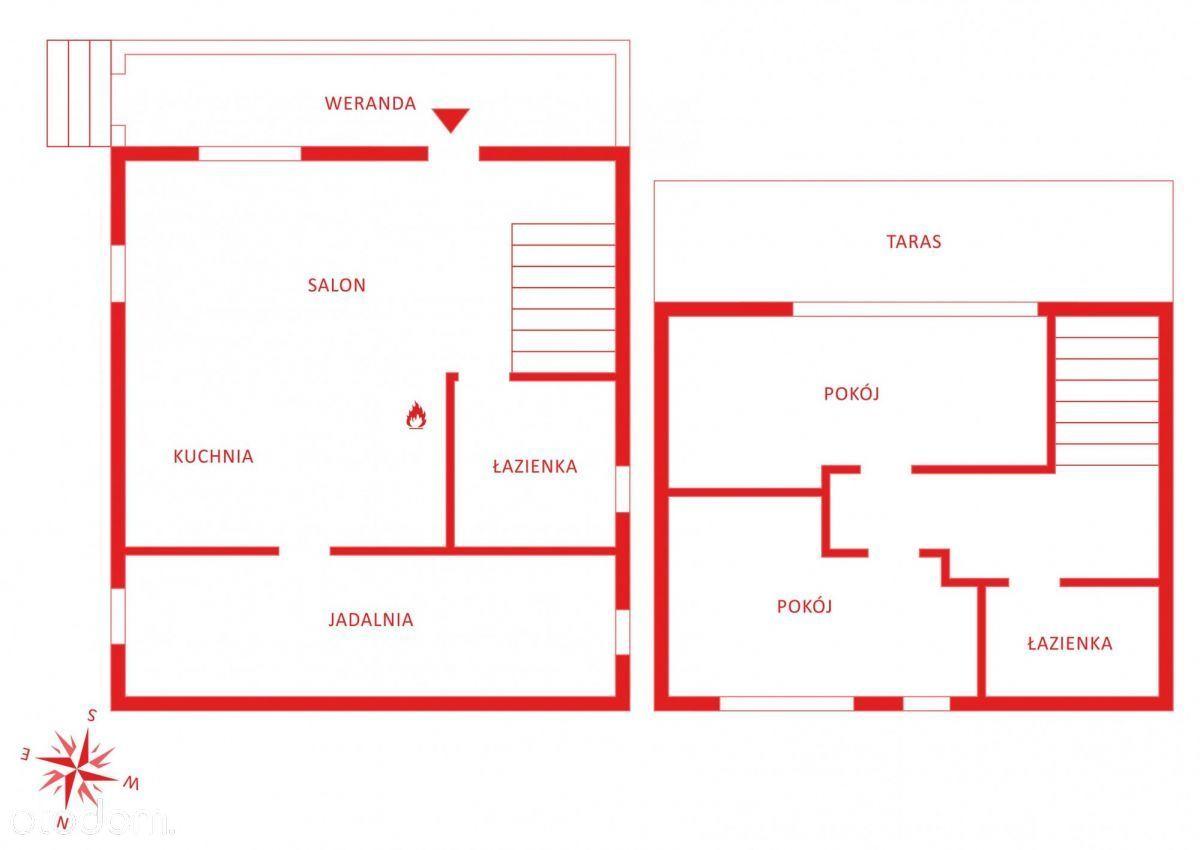 Dom na sprzedaż, Nowy Wiec, starogardzki, pomorskie - Foto 2