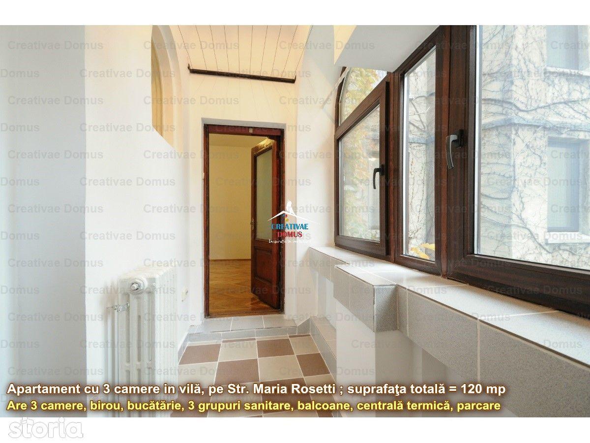 Apartament de inchiriat, București (judet), Strada Maria Rosetti - Foto 14