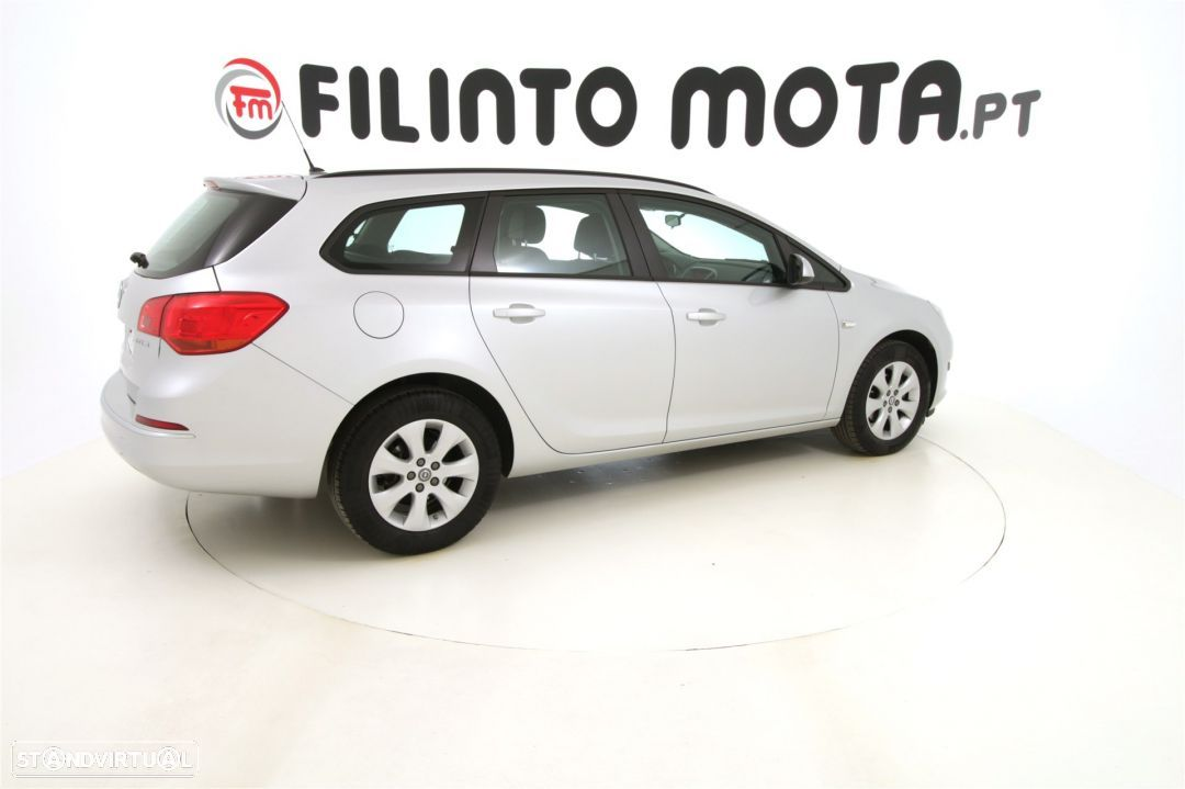 Opel Astra Sports Tourer 1.3 CDTi Selection S/S - 4