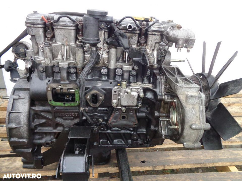 Motor - Land Rover Discovery 1 1997 - 2.5 D - 21L72384A - 1