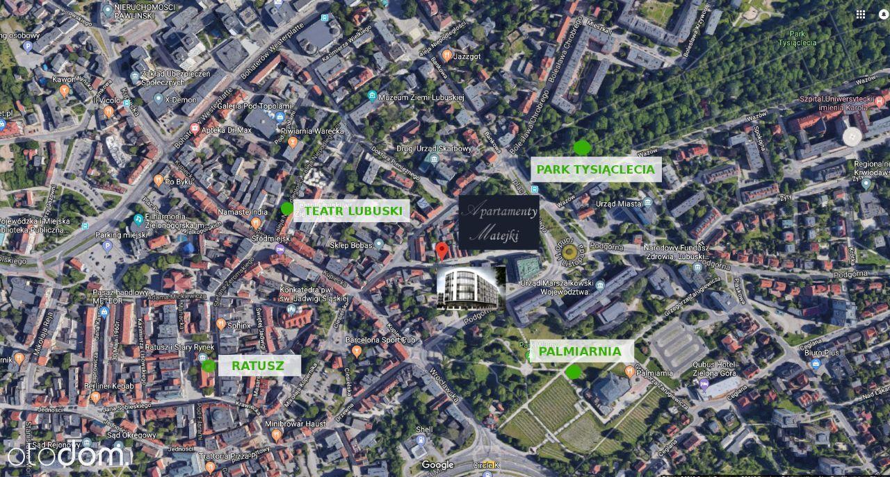 Mieszkanie na sprzedaż, Zielona Góra, Centrum - Foto 1008
