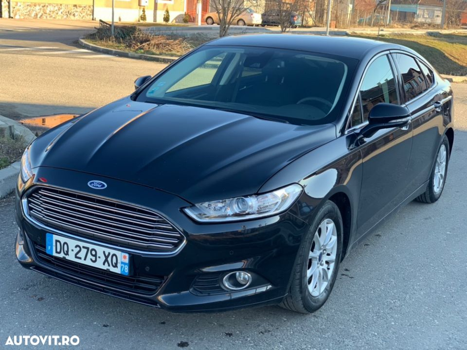 Ford Mondeo - 39