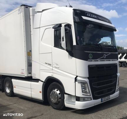 Volvo FH 500 - EURO 6 - I-Park Cool System - 1