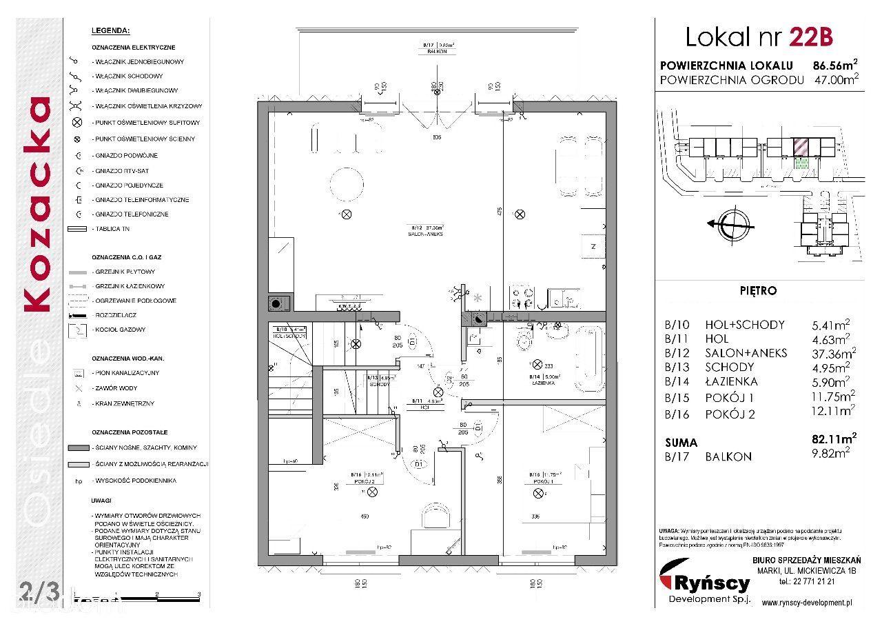 Mieszkanie na sprzedaż, Marki, wołomiński, mazowieckie - Foto 6