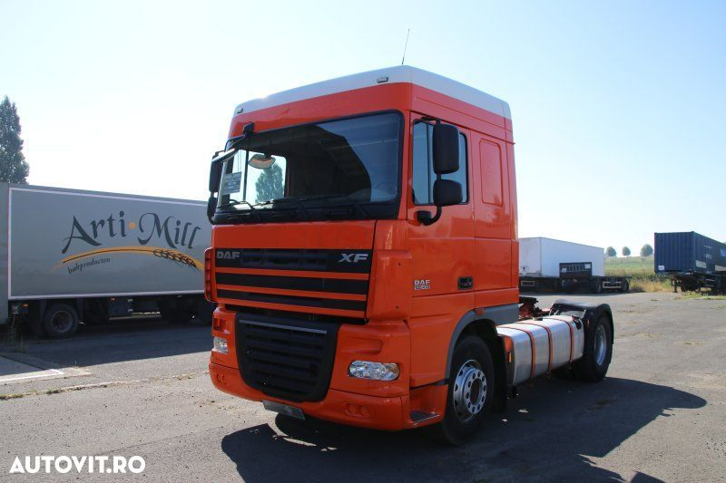DAF XF 105.410 - MANUAL - EURO 5 - 1