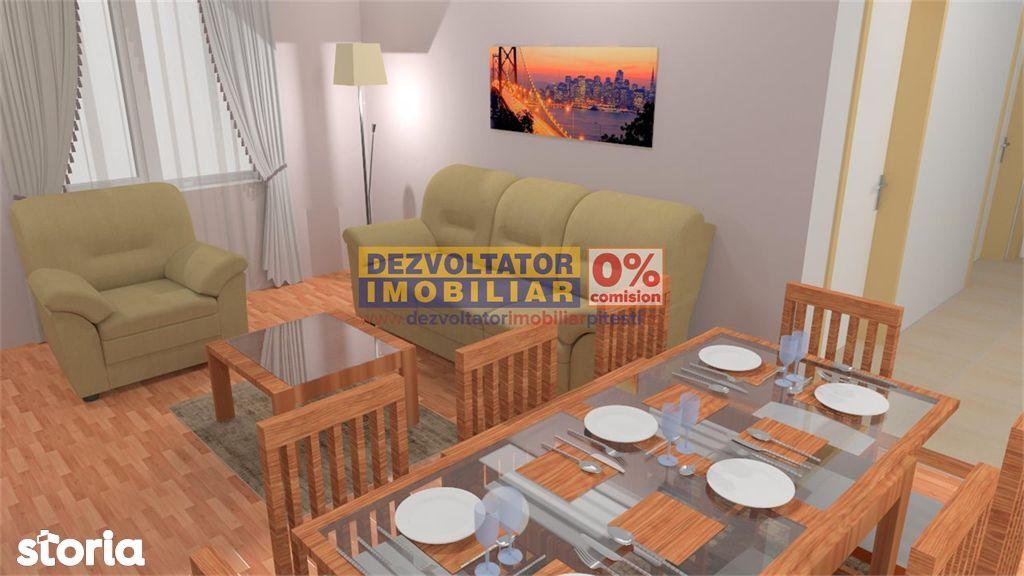 Apartament de vanzare, Argeș (judet), Strada Alexandru Kirițescu - Foto 9