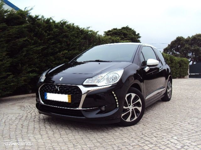 DS DS3 1.6 BlueHdi  STYLE - 1