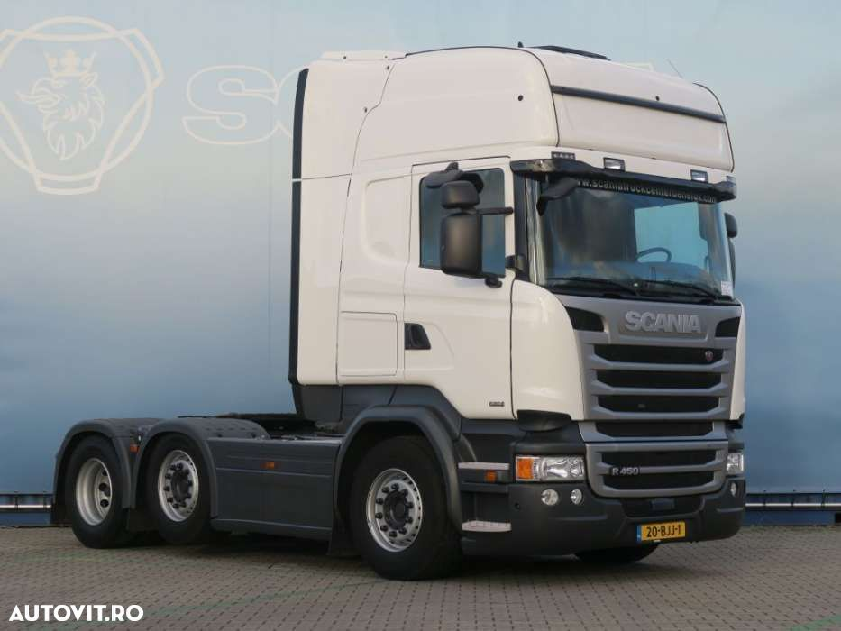 Scania R450 LA6X2/4MNB | SCR-only - 2