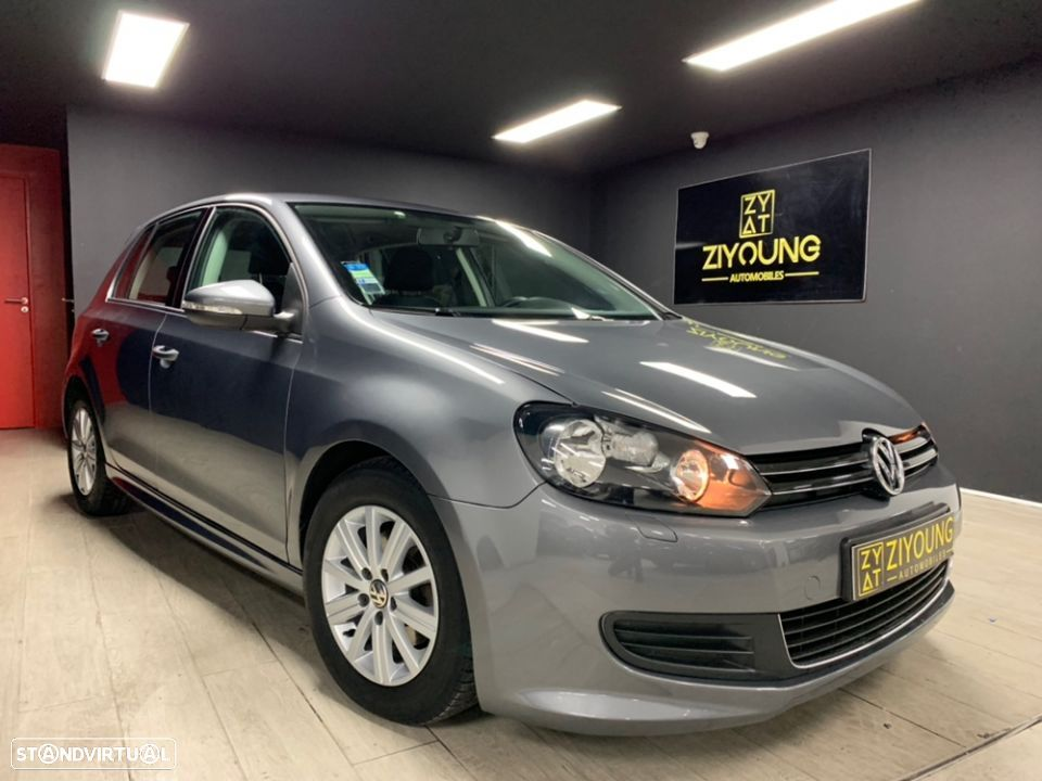 VW Golf 1.6TDI 105cv - 1