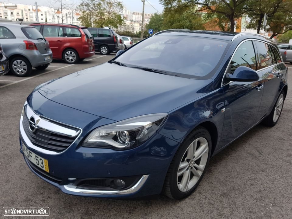 Opel Insignia Sports Tourer ST 1.6 Cosmos CDTi - 5