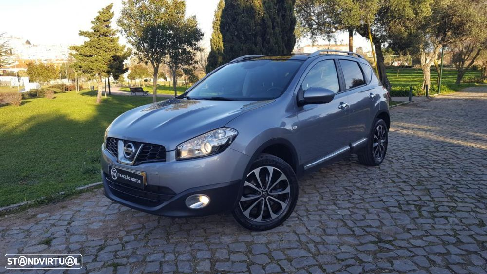 Nissan Qashqai 1.5 dCi ECO Acenta+N.Connect - 1