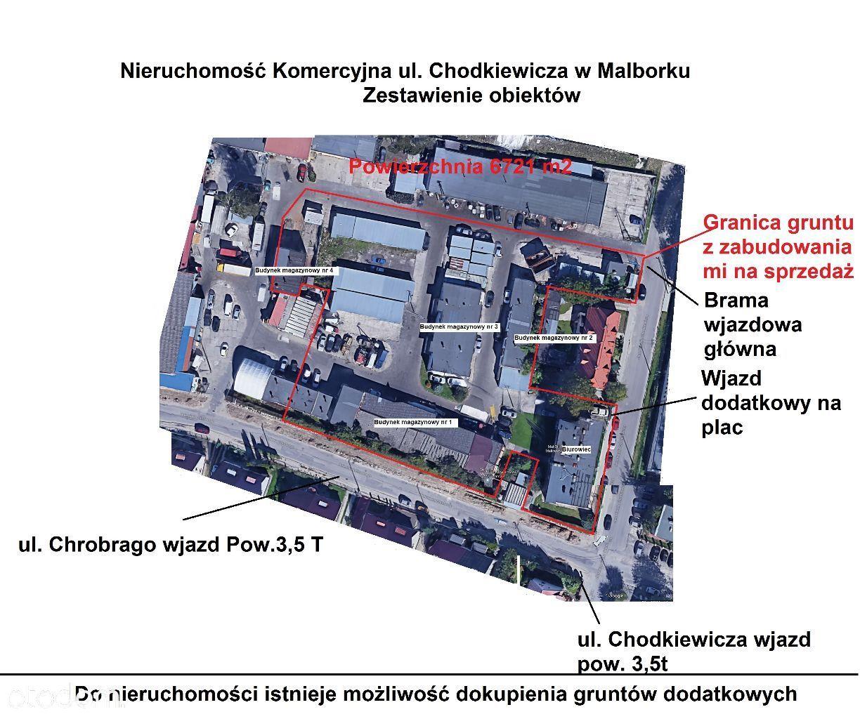 Hala/Magazyn na sprzedaż, Malbork, malborski, pomorskie - Foto 17
