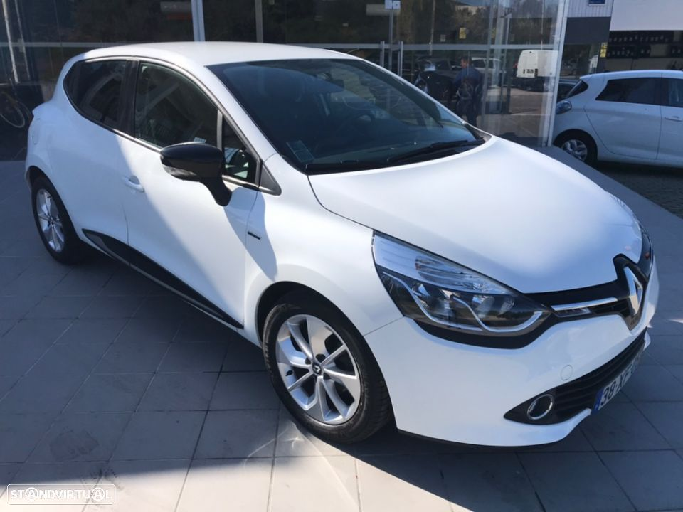 Renault Clio 0.9 Tce Limited / GPL - 2