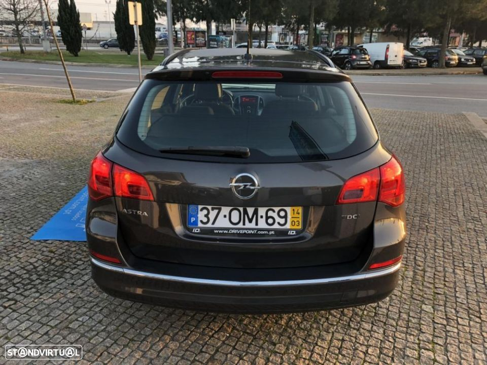 Opel Astra Sports Tourer 1.6 CDTi Selection S/S - 11