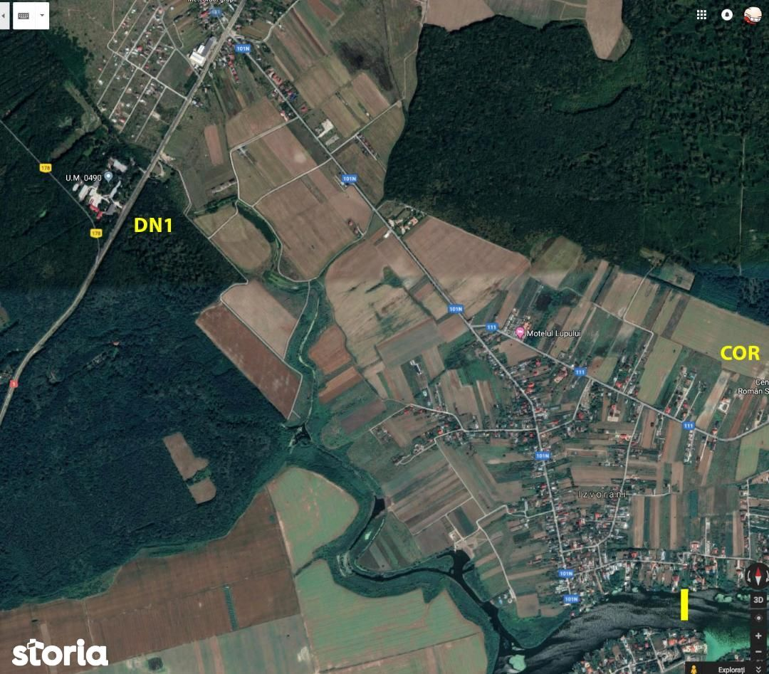 Teren de Vanzare, Snagov, Bucuresti - Ilfov - Foto 1