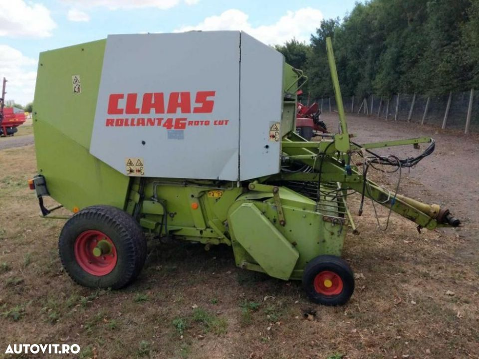 Claas Rollant 46 rotocut - 2