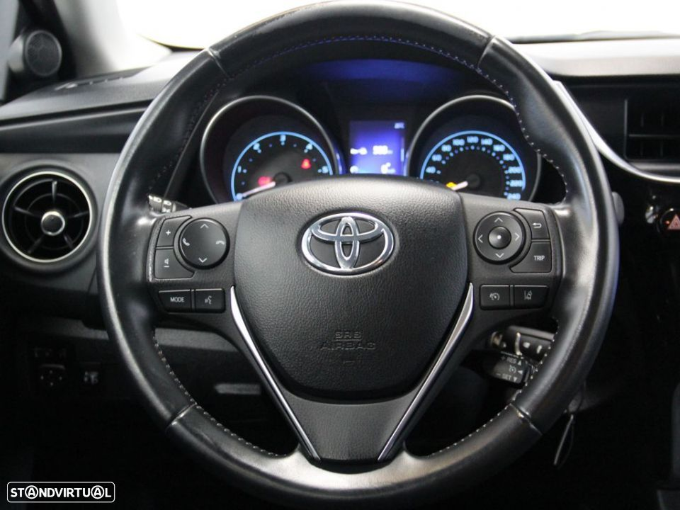 Toyota Auris Touring Sports 1.4D Comfort Pack Techno Pack Sport TS - 18