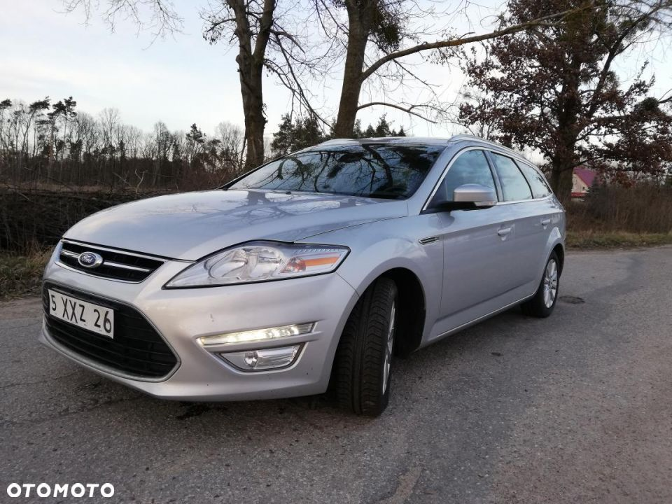 Ford Mondeo Opłacony - 2