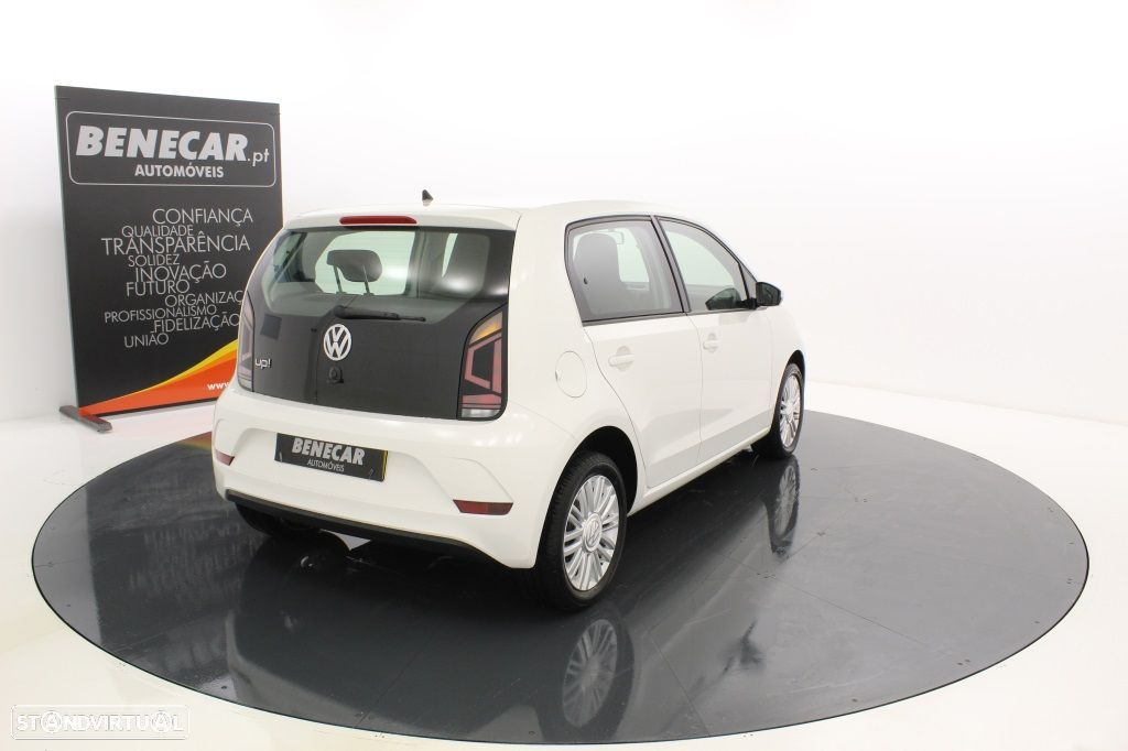 VW Up 1.0 Move Up! - 7