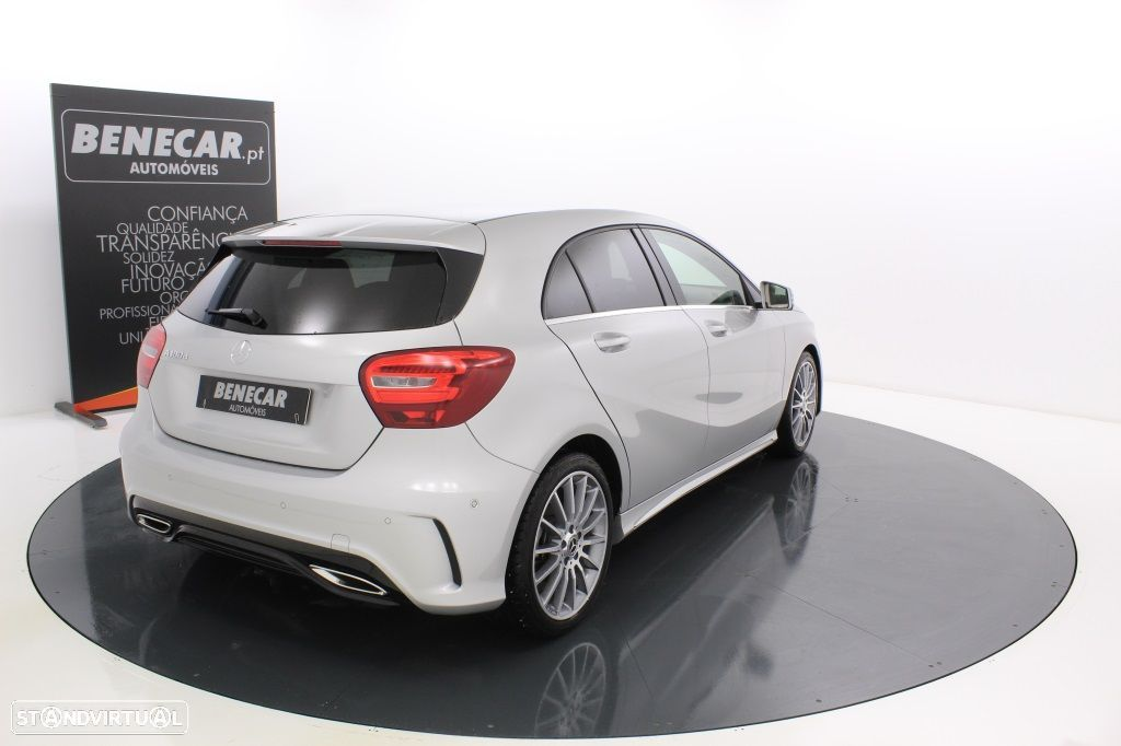 Mercedes-Benz A 180 CDi Final Edition Cx. Aut. - 7