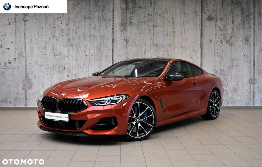 BMW Seria 8 BMW M850i xDrive Coupe|Pakiet M Technology|Salon BMW Inchcape Poznań - 1