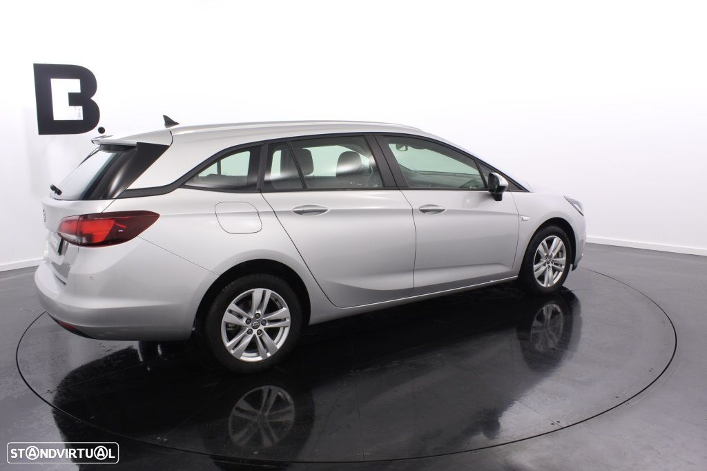 Opel Astra Sports Tourer 1.6 CDTi Edition GPS / Pack Active - 8