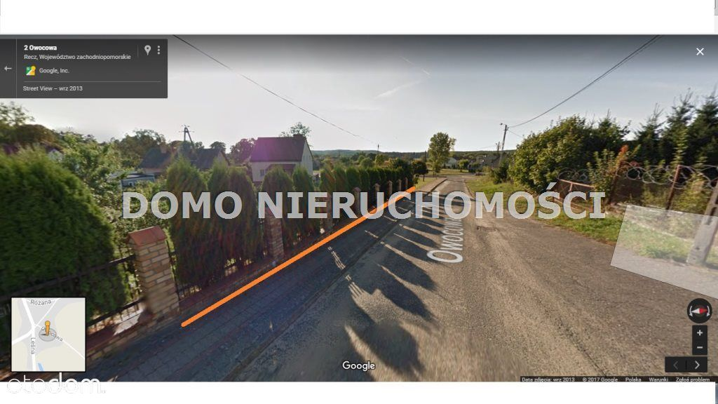 Działka na sprzedaż, Recz, choszczeński, zachodniopomorskie - Foto 8
