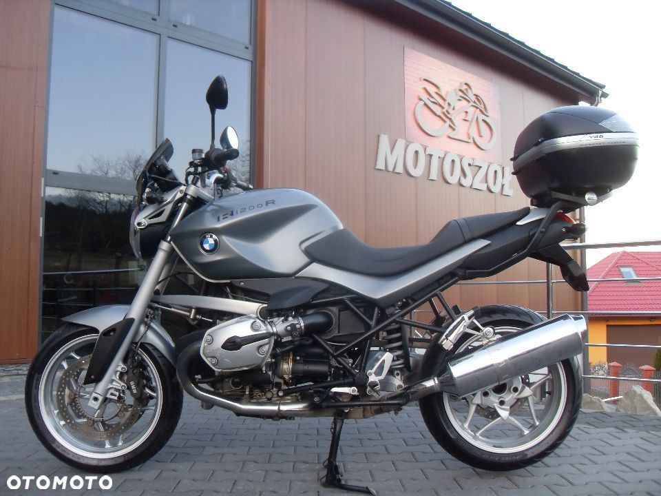 BMW R 1200 R 2008 rok ABS r 1200 r rt rs s gs - 19