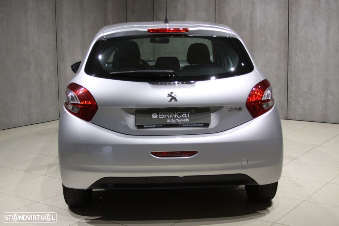 Peugeot 208 1.4HDi Active - 9