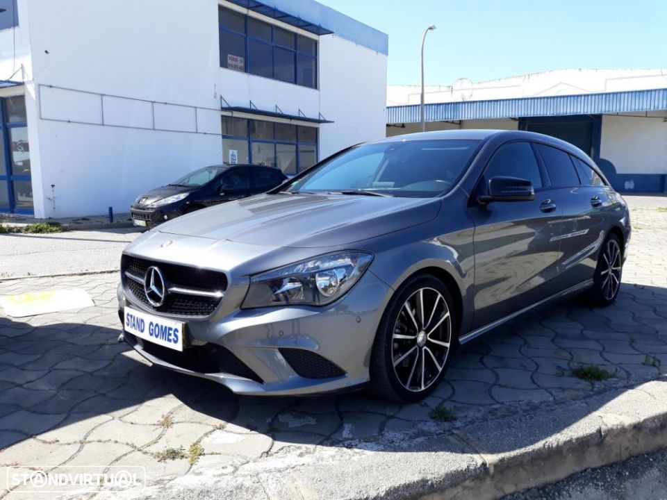 Mercedes-Benz CLA 200 CDI SHOOTING BRAKE Automatico 2015 - 3
