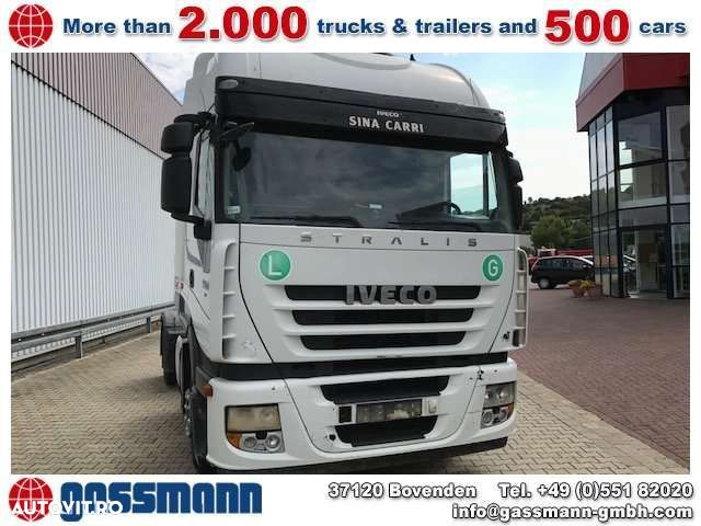 Iveco Stralis AS440S45 T/P 4x2 ActiveSpace - 2