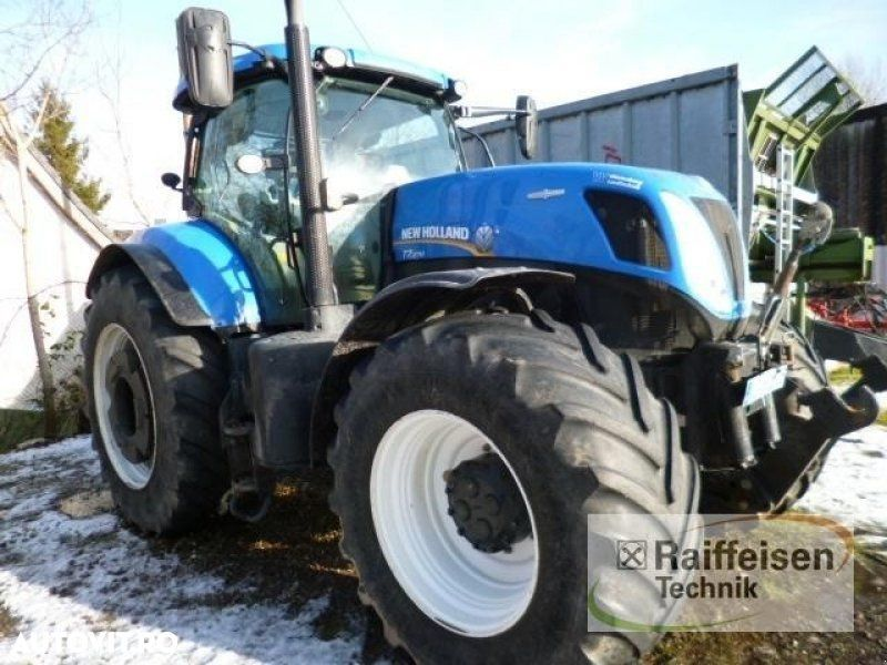 New Holland T 7.270 - 1