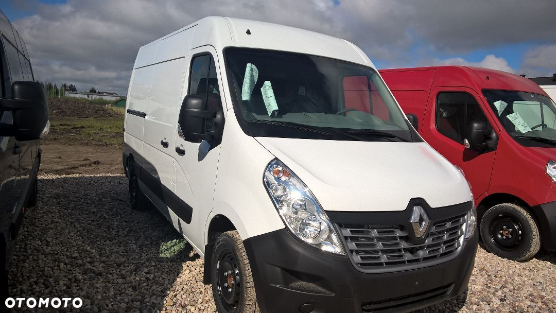 Renault MASTER  akcja KURIER!! Furgon FWD Pack Clim 3,5t L2H2 Energy dCi 130KM - 1