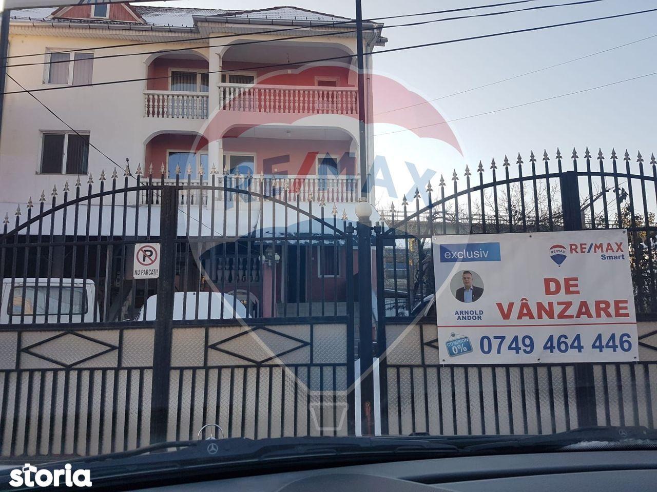 Casa de vanzare, Satu Mare (judet), Strada Halta Amați - Foto 1