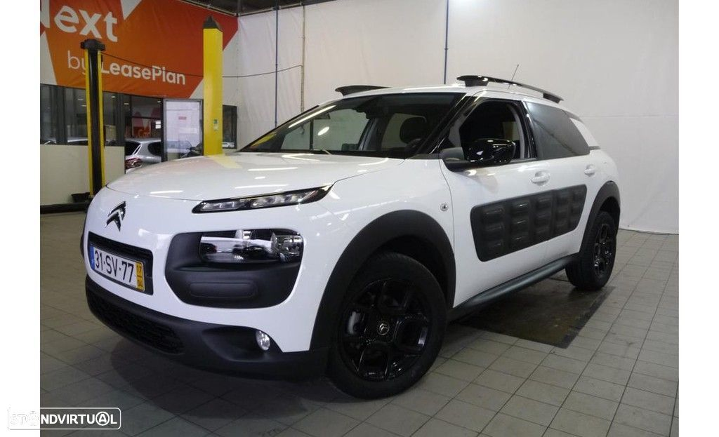 Citroën C4 Cactus 1.6 BlueHDi Feel - 1